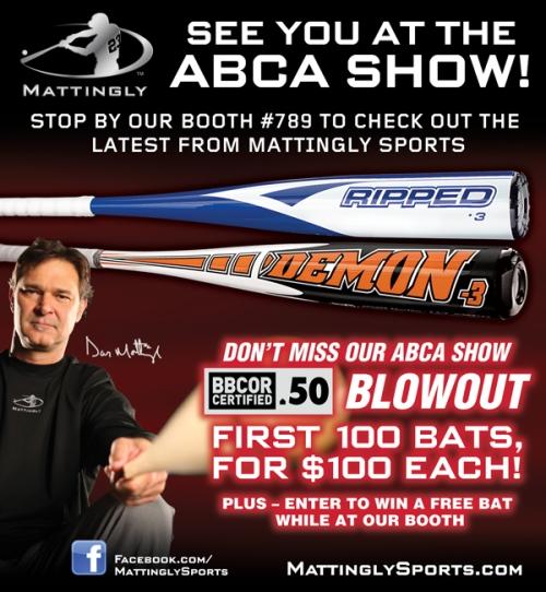 2012 ABCA Invite Blast